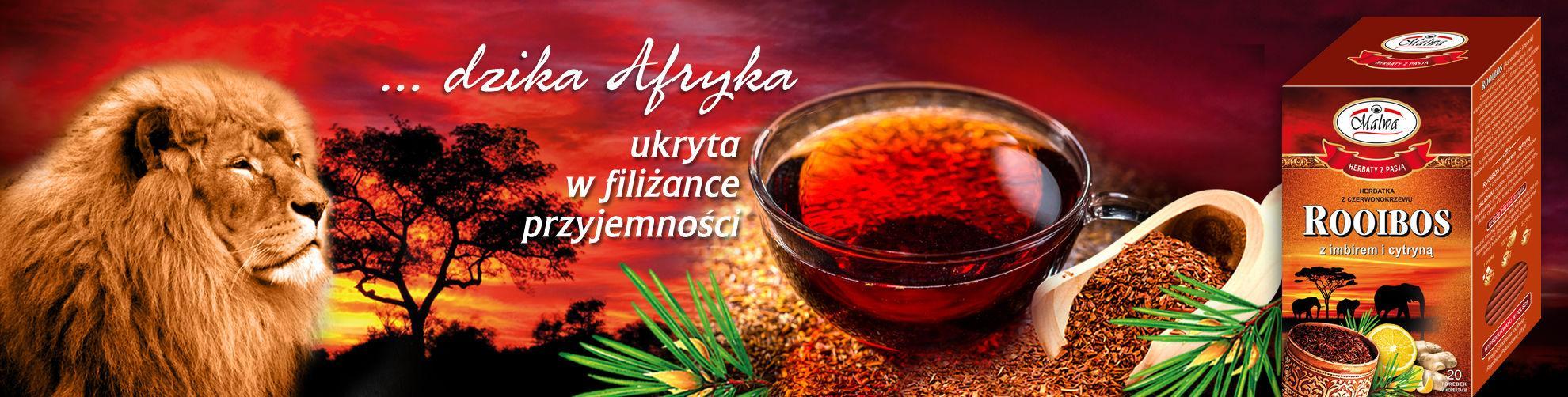 Malwa Tea - Herbaty ROOIBOS