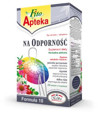 Functional Tea Fito Apteka - Immune Boosting Tea