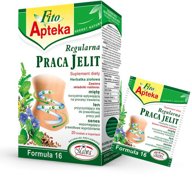 Functional Teas Fito Apteka - Regular Bowel Function