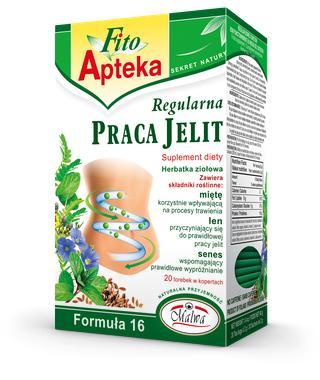Functional Tea Fito Apteka - Regular Bowel Function