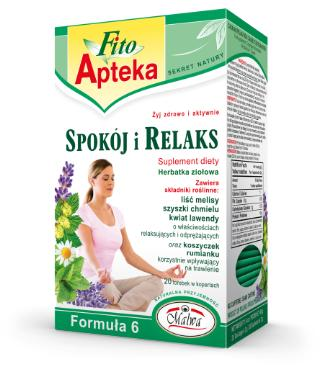 Functional Tea Fito Apteka - Calm and Relax