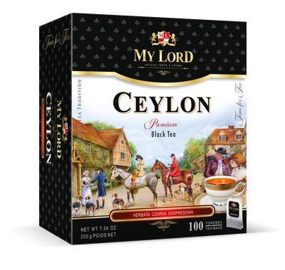 Herbata Czarna Ekspresow - Ceylon