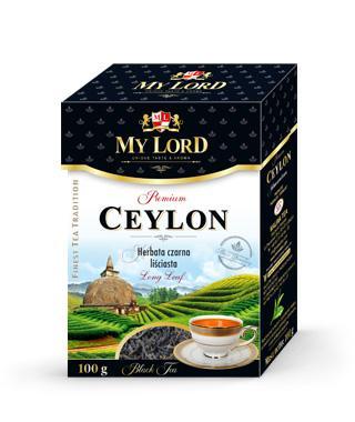 Herbata Czarna Liściasta - Ceylon