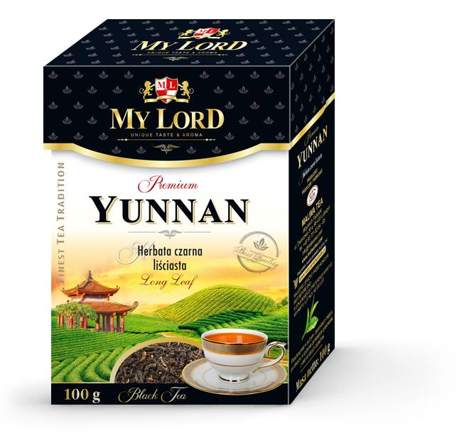 Leaf Black Tea My Lord - Yunnan