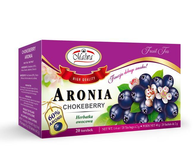 Fruit tea - Chokeberry