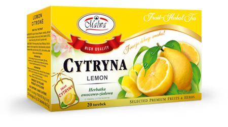 Herbata Owocowa - Cytrynowa