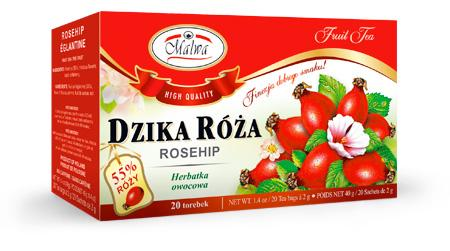 Herbata Owocowa - Dzika Róża