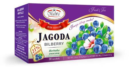 Herbata Owocowa - Jagodowa
