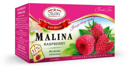 Fruit tea - Malina