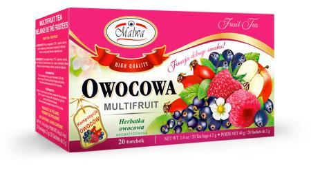 Herbata Owocowa - owocowa