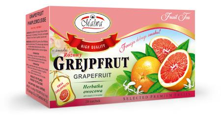Fruit tea - Grapefruit tea