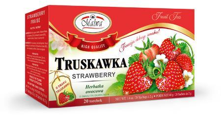 Herbata Owocowa - Truskawka