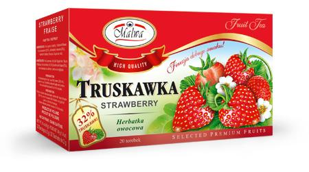 Fruit tea - Strawberry tea
