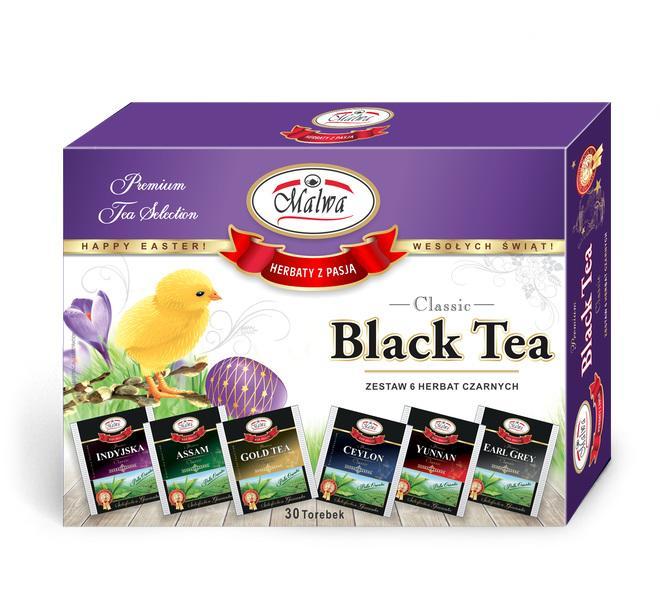 Bombonierka Herbata Czarnych