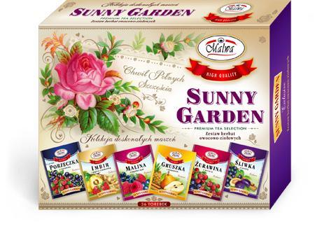 Zestaw Okazjonalny - Bombonierka Sunny Garden