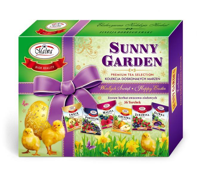 SUNNY GARDEN Finesse of good taste