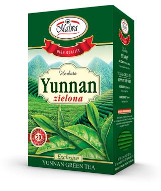 Yunnan Green Tea