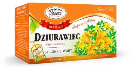 Herbata Ziołowa - Dziurawiec