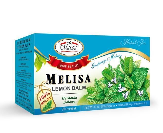 Herbal tea - Lemon Balm