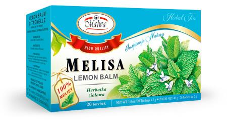 Herbal tea - Lemon Balm