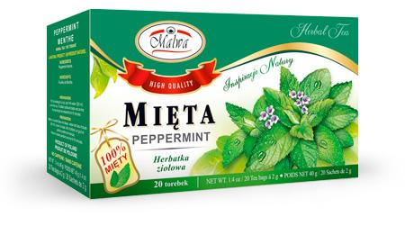 Herbal tea - Mint
