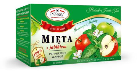 Herbal tea - Mint with Apple