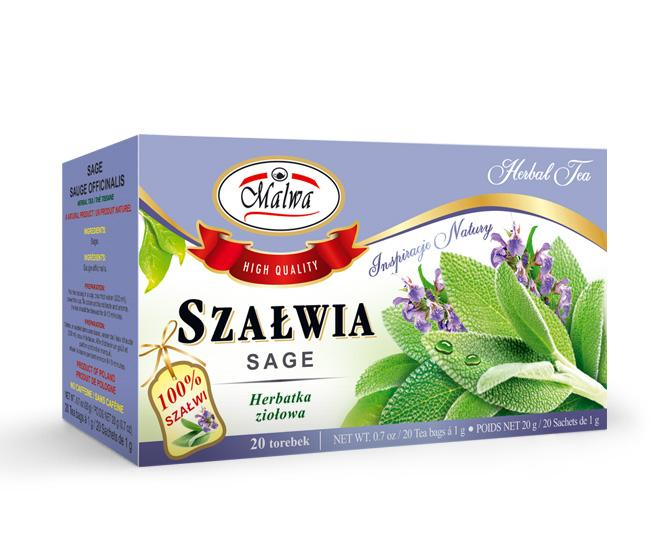 Herbal tea - Sage