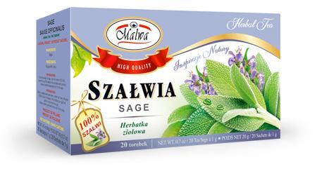 Herbata Ziołowa - Szałwia