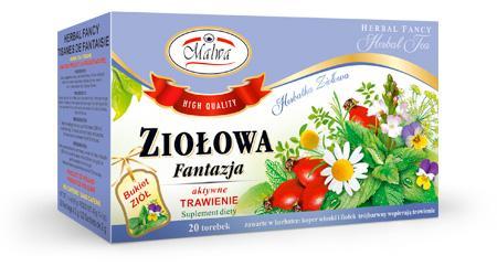 Herbata Ziołowa - Ziołowa Fantazja