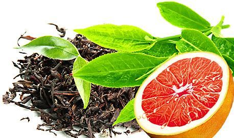 PU-ERH Red Tea - PU-ERH & grapefruit