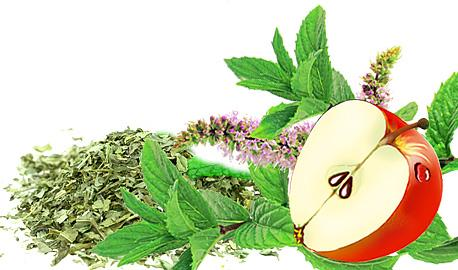 Herbal Teas Express - Mint with Apple